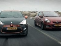 Opel Corsa OPC vs. Citroen DS3